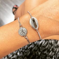 Duo Bracelets chaînettes...