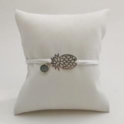 Bracelet cordon Ananas...