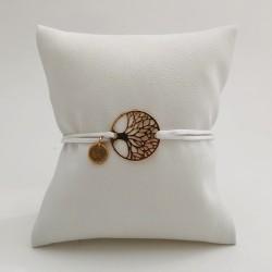 Bracelet cordon Arbre de...