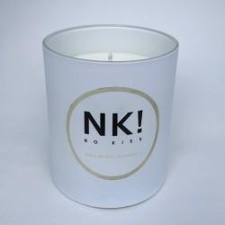 Bougie parfumée (pot blanc)...